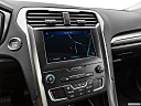 2020 Ford Fusion Hybrid SE, driver position view of navigation system.
