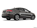 2020 Ford Fusion Hybrid SE, low/wide rear 5/8.