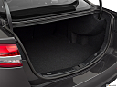 2020 Ford Fusion SE, trunk open.