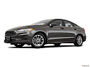 2020 Ford Fusion SE, low/wide front 5/8.