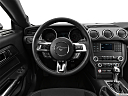 2020 Ford Mustang ECOBOOST, steering wheel/center console.
