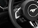 2020 Ford Mustang ECOBOOST, steering wheel controls (left side)