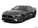 2020 Ford Mustang GT, front angle view.