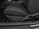 2020 Ford Mustang GT, seat adjustment controllers.