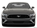 2020 Ford Mustang GT, low/wide front.