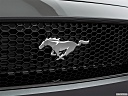 2020 Ford Mustang GT, rear manufacture badge/emblem