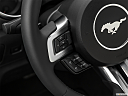 2020 Ford Mustang GT, steering wheel controls (left side)