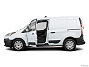2020 Ford Transit Connect Van XL, driver's side profile with drivers side door open.