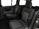 2020 Ford Transit Connect Wagon Extended XLT, rear seats from drivers side.