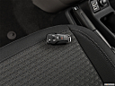 2020 Ford Transit Connect Wagon Extended XLT, key fob on driver's seat.