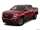 2020 GMC Canyon All Terrain - Cloth, front angle view.