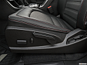 2020 GMC Canyon All Terrain - Cloth, seat adjustment controllers.