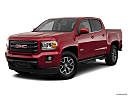 2020 GMC Canyon All Terrain - Cloth, front angle medium view.