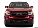 2020 GMC Canyon All Terrain - Cloth, low/wide front.
