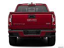 2020 GMC Canyon All Terrain - Cloth, low/wide rear.