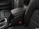 2020 GMC Canyon All Terrain - Cloth, front center console with closed lid, from driver's side looking down