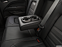 2020 GMC Canyon All Terrain - Cloth, rear center console with closed lid from driver's side looking down.