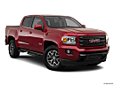 2020 GMC Canyon All Terrain - Cloth, front passenger 3/4 w/ wheels turned.