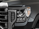 2020 GMC Sierra 2500HD SLT, drivers side headlight.