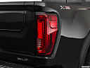 2020 GMC Sierra 2500HD SLT, passenger side taillight.
