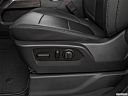 2020 GMC Sierra 2500HD SLT, seat adjustment controllers.