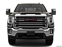 2020 GMC Sierra 2500HD SLT, low/wide front.