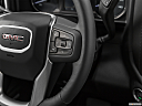 2020 GMC Sierra 2500HD SLT, steering wheel controls (right side)