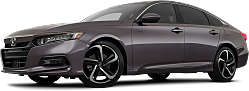 2020 Honda Accord EX Stock Photo