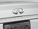 2020 Infiniti Q50 3.0t LUXE, rear manufacture badge/emblem