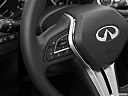 2020 Infiniti Q50 3.0t LUXE, steering wheel controls (left side)