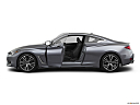 2020 Infiniti Q60 3.0t LUXE, driver's side profile with drivers side door open.