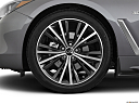 2020 Infiniti Q60 3.0t LUXE, front drivers side wheel at profile.