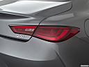 2020 Infiniti Q60 3.0t LUXE, passenger side taillight.