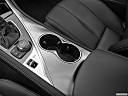 2020 Infiniti Q60 3.0t LUXE, cup holders.