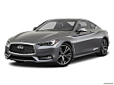 2020 Infiniti Q60 3.0t LUXE, front angle medium view.