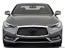 2020 Infiniti Q60 3.0t LUXE, low/wide front.