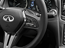 2020 Infiniti Q60 3.0t LUXE, steering wheel controls (right side)