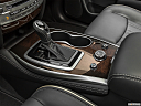 2020 Infiniti QX60 Luxe, gear shifter/center console.