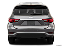 2020 Infiniti QX60 Luxe, low/wide rear.