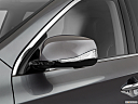 2020 Infiniti QX60 Luxe, driver's side mirror, 3_4 rear
