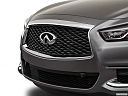 2020 Infiniti QX60 Luxe, close up of grill.