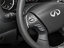 2020 Infiniti QX60 Luxe, steering wheel controls (left side)