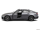 2020 Jaguar XE S, driver's side profile with drivers side door open.