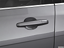 2020 Jaguar XE S, drivers side door handle.