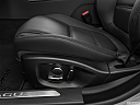 2020 Jaguar XE S, seat adjustment controllers.