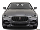2020 Jaguar XE S, low/wide front.