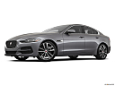 2020 Jaguar XE S, low/wide front 5/8.