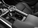 2020 Jaguar XE S, cup holder prop (primary).