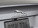 2020 Jaguar XE S, rear manufacture badge/emblem