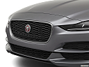 2020 Jaguar XE S, close up of grill.